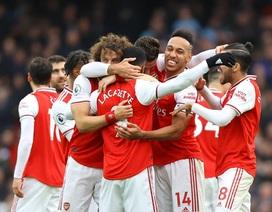 """Arsenal 1-0 West Ham: VAR trợ giúp """"Pháo thủ"""" chiến thắng"""