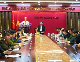 Nhiều người bay cùng chuyến bệnh nhân covid thứ 17, Quảng Ninh họp khẩn