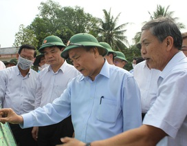 Thủ tướng: Không để người dân thiếu nước sinh hoạt