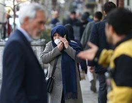Số ca tử vong vì Covid-19 ở Iran tăng mạnh nhất từ trước đến nay