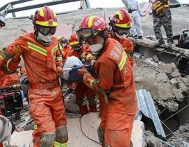 6 người chết trong vụ sập nhà cách ly người nghi mắc Covid-19 ở Trung Quốc