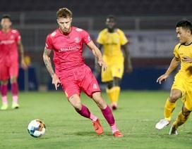 Sài Gòn FC bất ngờ thắng đậm sau khi chia tay HLV Hoàng Văn Phúc