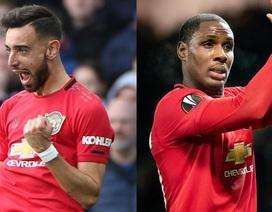 """Trước trận derby Manchester: Khi Man Utd """"thay da đổi thịt""""..."""
