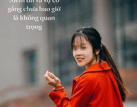 """Cô gái """"Iron woman"""" của Việt Nam: Bước đi bằng xương đùi kim loại"""