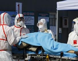 Hàn Quốc: 51 người chết, 7.382 ca nhiễm Covid-19