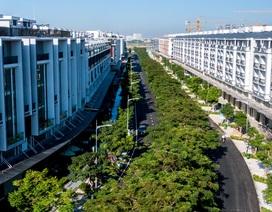 Van Phuc City top 10 Khu đô thị đáng sống theo khảo sát  Reatimes tại Việt Nam