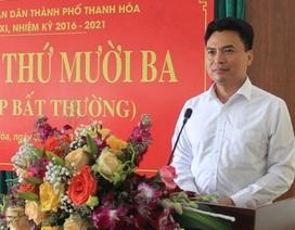 Thành phố Thanh Hóa có tân Chủ tịch UBND