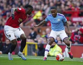 Wan-Bissaka nổi bật trong chiến thắng của Man Utd trước Man City