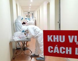 Một người ở Hải Dương tự nguyện đến cơ sở y tế để cách ly