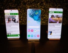 Vừa lên kệ ít ngày, loạt Galaxy S20 đã giảm giá tại Việt Nam