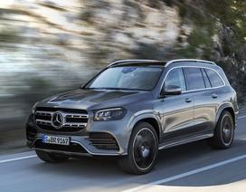 """Mercedes-Benz triệu hồi hàng loạt xe """"khủng"""""""