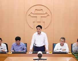 Chủ tịch Hà Nội cảm ơn người dân nghiêm túc phòng chống Covid-19