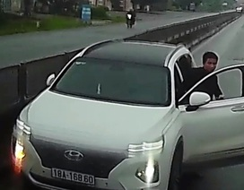 Sẽ xử lý tài xế đi ngược chiều, tự nhận say rượu và dọa đánh người