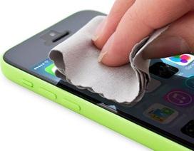 Cách vệ sinh cho iPhone, iPad để phòng virus Covid-19