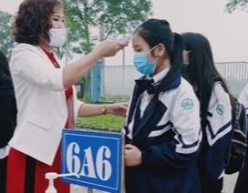 Vĩnh Phúc: Quá nửa trẻ mầm non nghỉ học trong ngày đầu tiên trở lại trường
