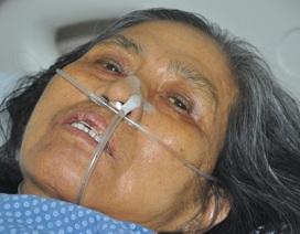 Người mẹ nghèo xin bác sĩ về nhà… đã qua đời