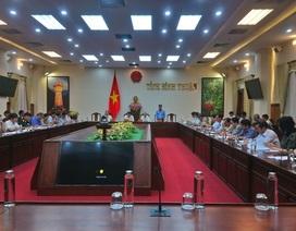 Phát hiện ca bệnh Covid-19 thứ 34, Bình Thuận họp khẩn