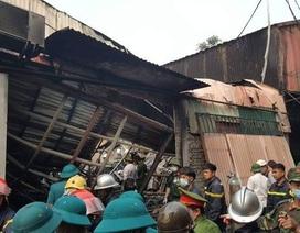 Hà Nội: Khởi tố giám đốc trong vụ cháy xưởng khiến 8 người tử vong