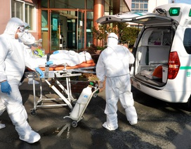 Số người nhiễm Covid-19 tại Hàn Quốc vượt 7.500