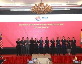 Hội nghị Bộ trưởng Kinh tế ASEAN thông qua 12 đề xuất