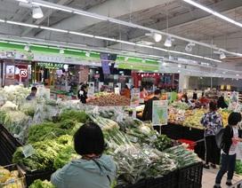 Hà Nội: Siêu thị đầy ắp hàng hoá, người dân tha hồ lựa chọn