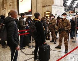 Italia phong tỏa cả đất nước để đối phó Covid-19