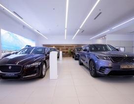 Jaguar Land Rover Việt Nam mở không gian trưng bày mới tại Phú Mỹ Hưng, TP. HCM