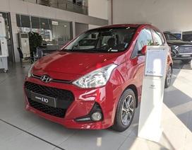 Những mẫu xe Hyundai 4 chỗ bán chạy nhất hiện nay