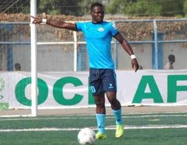 Cầu thủ qua đời trên sân, Nigeria hoãn vô thời hạn giải đấu hàng đầu