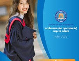 Một đại học khẩn cấp lùi kỳ thi tuyển sinh cao học và bảo vệ luận văn
