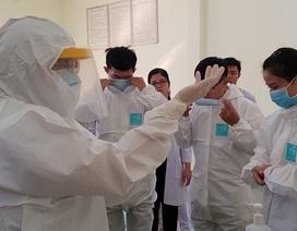 Thêm ca mới nhiễm, bệnh viện điều trị Covid -19 sắp hoạt động