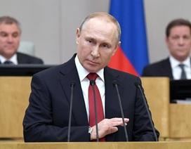 Hạ viện Nga thông qua dự thảo cho phép ông Putin tái tranh cử