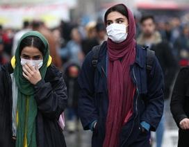 Số ca tử vong vì Covid-19 tại Iran tăng kỷ lục lên 354 người