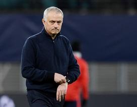 Mourinho trải qua chuỗi ngày tệ nhất trong sự nghiệp