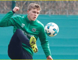 Cầu thủ thi đấu ở Đức dương tính với virus corona