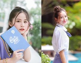 Nữ sinh xinh đẹp gây chú ý bởi nét mặt giống ca sĩ Chi Pu