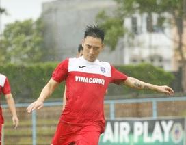 AFC đánh giá cao tiền vệ Hải Huy của Than Quảng Ninh