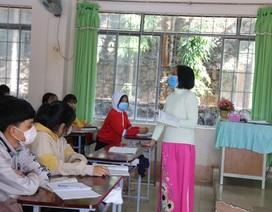 Ngành Giáo dục Đắk Nông đề nghị cán bộ giáo viên hạn chế ra khỏi tỉnh