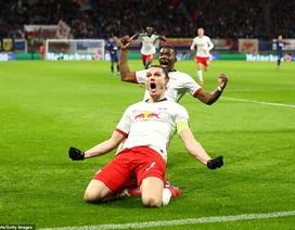 Leipzig 3-0 Tottenham: Thất bại toàn diện