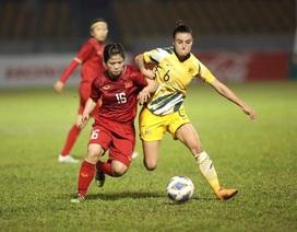 Huỳnh Như ghi bàn lịch sử, tuyển nữ Việt Nam thua sát nút Australia