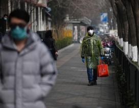 Số ca nhiễm mới virus corona ở Trung Quốc tăng nhẹ sau 4 ngày giảm sâu