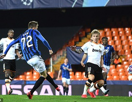 Valencia 3-4 Atalanta: Cú poker của lão tướng Josip Ilicic