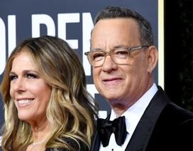 Tài tử Tom Hanks và vợ mắc Covid-19
