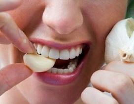 Sử dụng tỏi đúng cách để tăng sức đề kháng trong mùa dịch Covid – 19