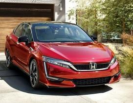 Honda khai tử mẫu xe chạy điện Clarity EV