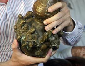"""""""Cổ vật chục ngàn tỷ"""" ở Phú Yên chỉ là... đồ lưu niệm"""