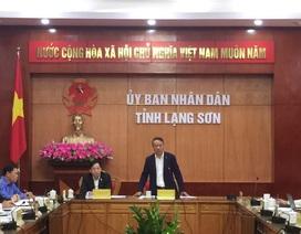 Thanh tra Chính phủ công khai kết luận sai phạm của UBND tỉnh Lạng Sơn