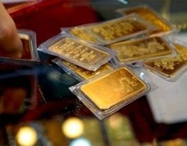 Giá vàng SJC sụt giảm, vẫn cao hơn thế giới trên 1 triệu đồng/lượng