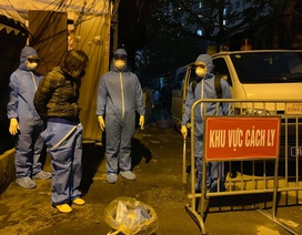 Hà Nội lên phương án cách ly tổ dân phố để phòng chống Covid-19