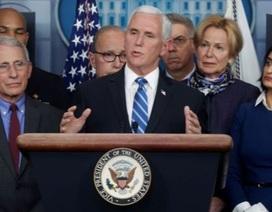 """Phó Tổng thống Mỹ: """"Tâm dịch Covid-19 đã chuyển từ châu Á sang châu Âu"""""""